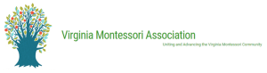 Virginia Montessori Association logo