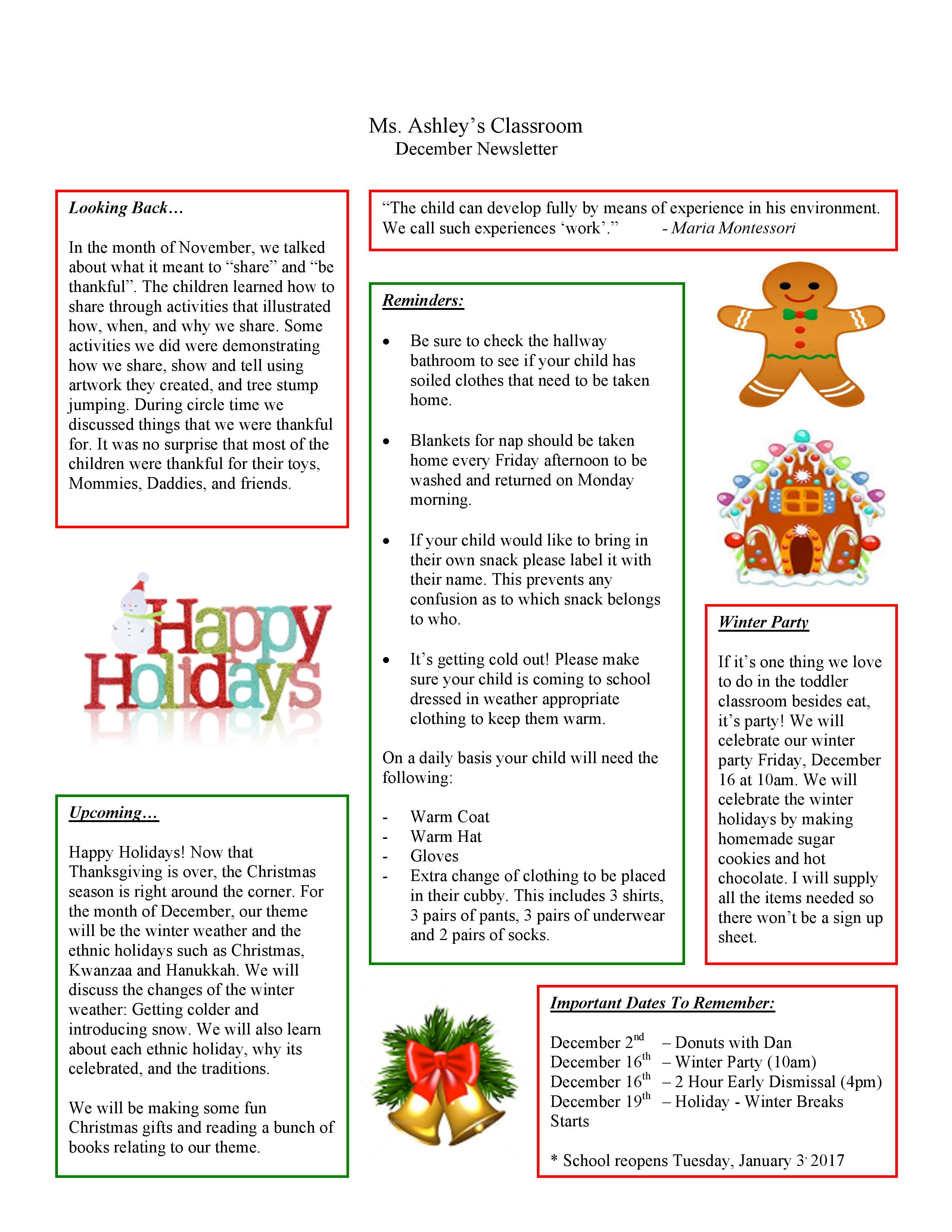 december-newsletter_ms-ashley-s-class-page-001 | Springs Montessori ...